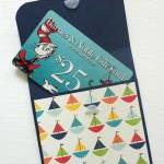 Baby Boy Gift Card Holder, ..
